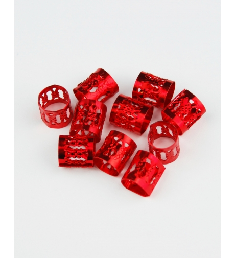Obrączki Czerwone -...