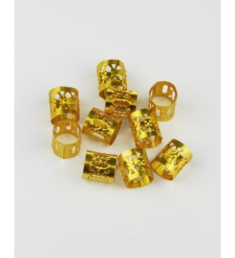Obrączki Złote - Metalowe...