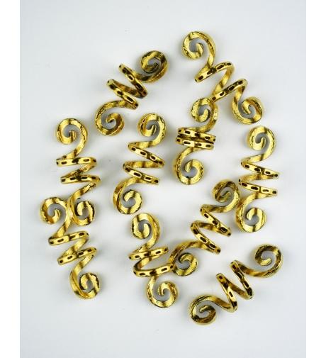 Obrączki Świderki Złote -...