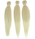 """613 Blond """"I DEFINE 3x Braid Pre Stretched"""" - Włosy Syntetyczne Afri Naptural"""