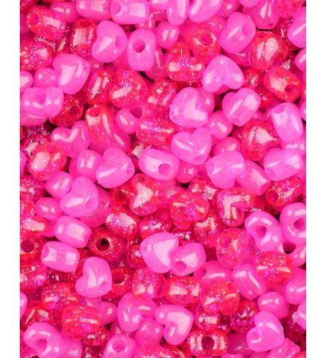 Mix Brokat&Świeci Pink...