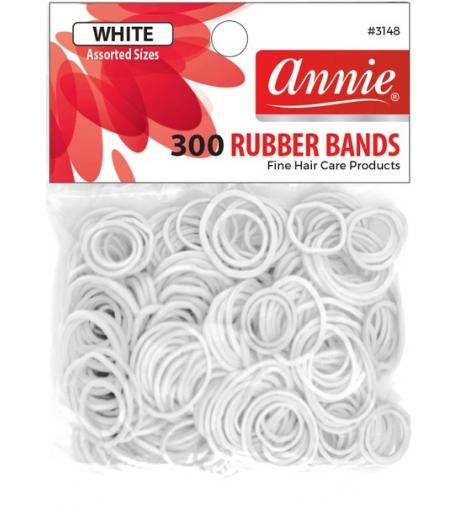 Kremowe  - Gumki 300 Sztuk - Annie
