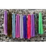 Różowy z Turkusowym - Włosy Brokatowe Magfactory Hair