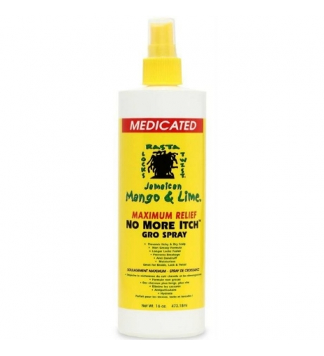 Duża Odżywka w  Sprayu do Warkoczyków - Jamaican Mango & Lime