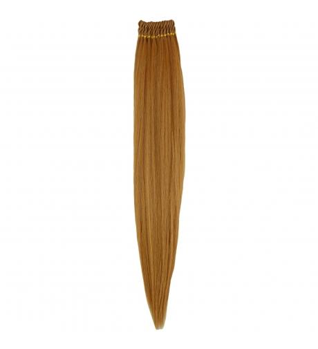 """27 Miodowy Blond """"DIVA Loop"""" - Włosy Proste Syntetyczne Ubran"""