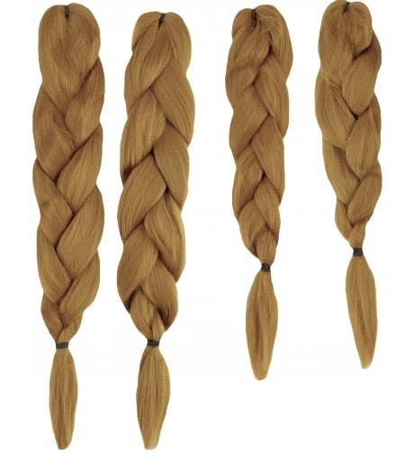 "27 Miodowy Blond  ""Ultra Braid Pre -Stretched ""- X-Pression"