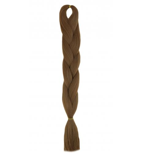 S1-68 Mleczna Czekolada - Magfactory Hair Henlon Jumbo Braid