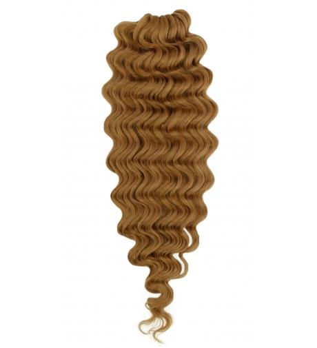 """27 Miodowy Blond """"Loki JAMAICAN"""" - Loczki Syntetyczne RastAfri"""