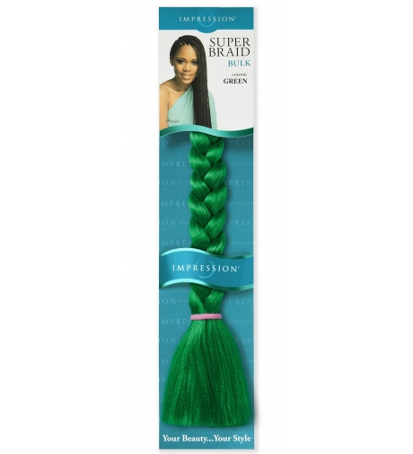 "Zielony ""Super Braid"" -..."