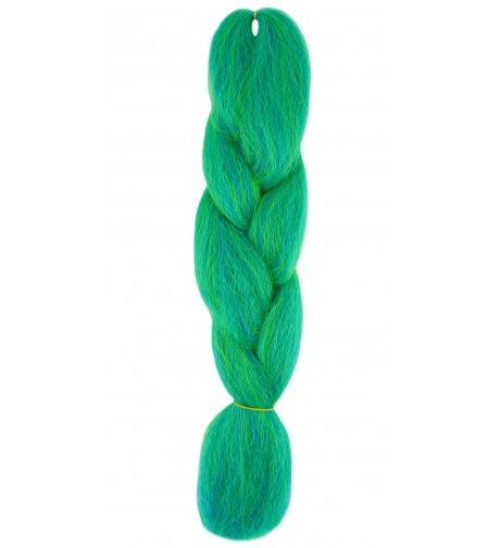 Mix Petrol Green - Włosy...